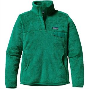 Patagonia Sweaters - Patagonia Re-Tool Snap-T Pullover
